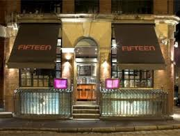 Fifteen Restaurant London