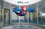 Indoor Skydiving for 2