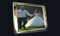 Wedding Gifts - Silver Photo Frame